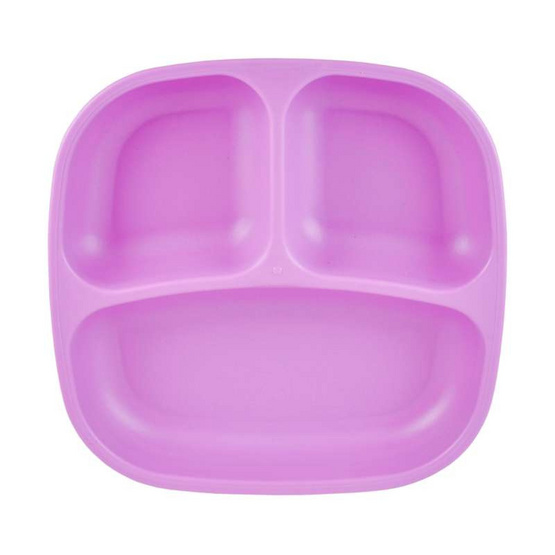 Re-Play จานหลุมสำหรับเด็ก สีม่วง