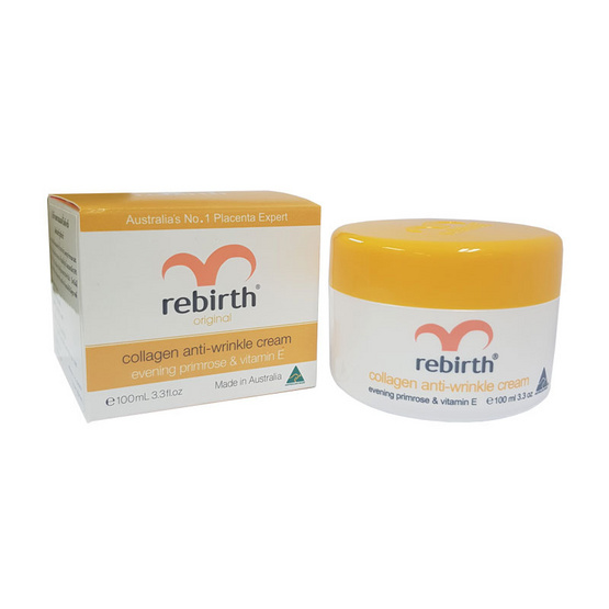 Pantip !! Rebirth Colla gen Anti Wrinkle Cream 100 ml - Rebirth, ผลิตภัณฑ์ความงาม