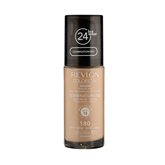 Revlon Colorstay combination/Oily SPF15 30 ml. #180 Sane Beige