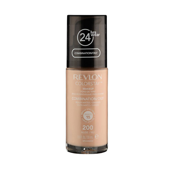 Revlon Colorstay combination/Oily SPF15 30 ml. #200 Nude
