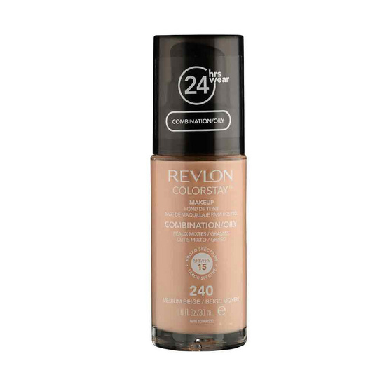 Revlon Colorstay combination/Oily SPF15 30 ml. #240 Medium Beige