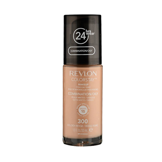 Revlon Colorstay combination/Oily SPF15 30 ml. #300 Golden Beige