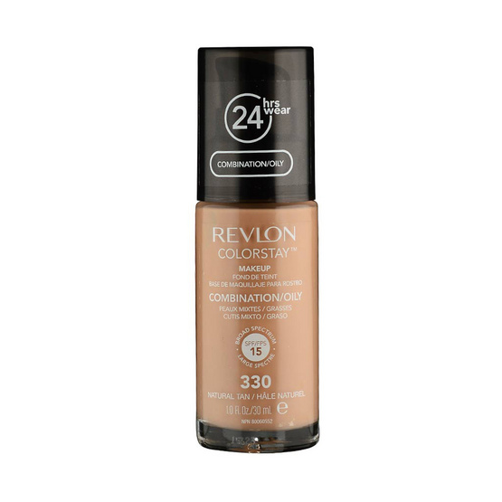 Revlon Colorstay combination/Oily SPF15 30 ml. #330 Natural Tan