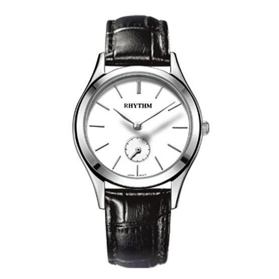 Rhythm นาฬิกาข้อมือ รุ่น P1302L01
