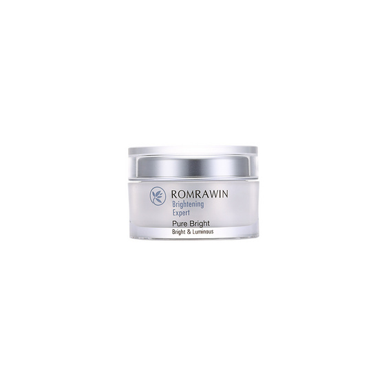 Romrawin Pure Bright Cream 30 g.