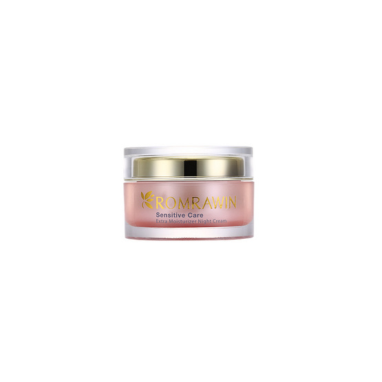 Romrawin Recovery Essence Night Cream 10 ml.