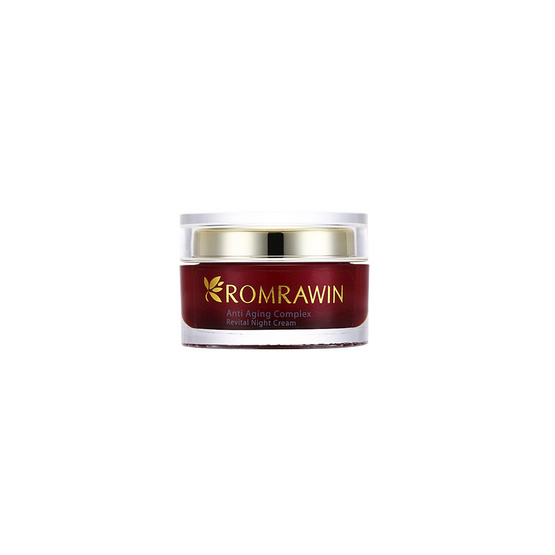 Romrawin Revital Night Cream 30 ml.