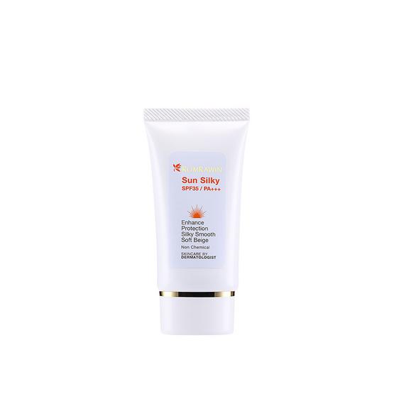 Romrawin Sun silky SPF 35 / PA + + + 20 ml.
