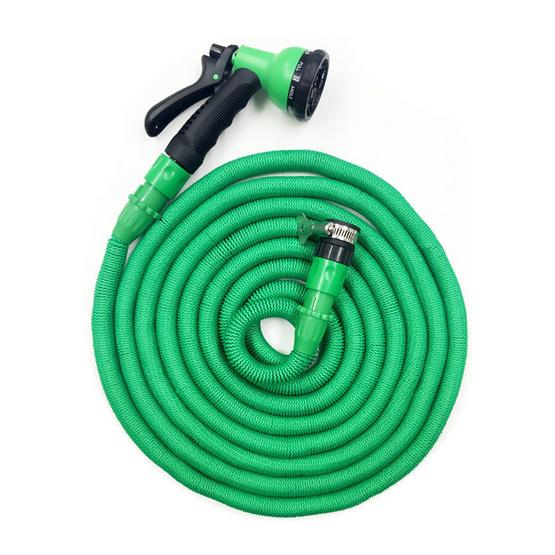 SAKURA DGSX5001 สายยางยืดหด 50ft 15เมตร สีเขียว