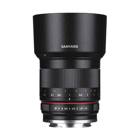 SAMYANG LENS 50MM F1.2 - FUJI X (BLACK)