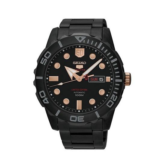 SEIKO นาฬิกาข้อมือ 5 Sports Automatic รุ่น SRPA33K1