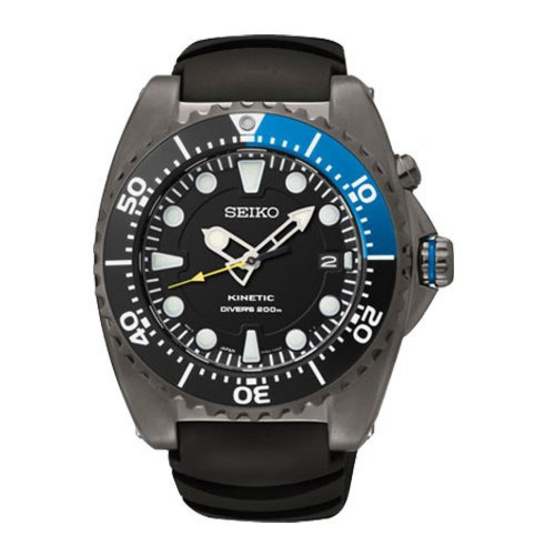 SEIKO นาฬิกาข้อมือ Kinetic Diver Watch Special Edition รุ่น SKA579P2