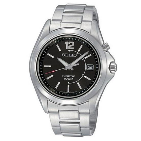 SEIKO นาฬิกาข้อมือ Kinetic Men Watch SKA477P1