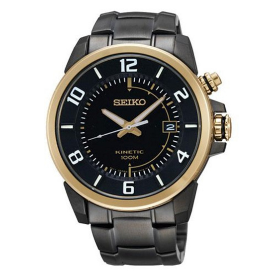 SEIKO นาฬิกาข้อมือ Kinetic Men Watch SKA556P1