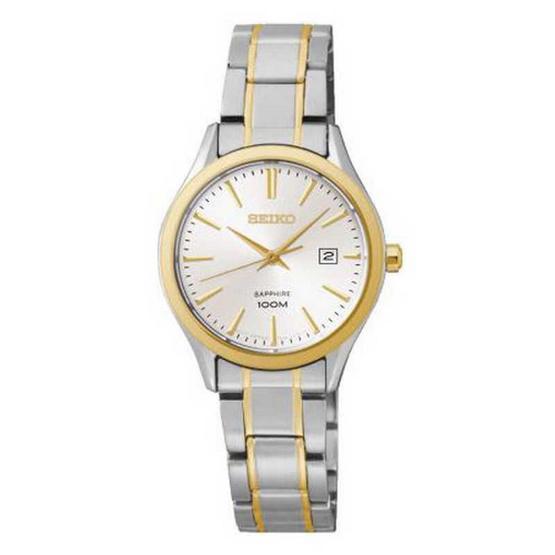 SEIKO นาฬิกาข้อมือ Lady Sapphire รุ่น SXDG20P1