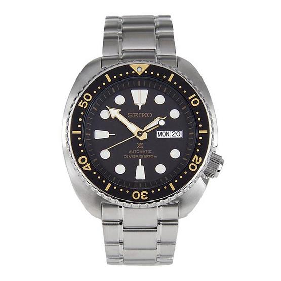 SEIKO นาฬิกาข้อมือ Prospex Diver's รุ่น SRP775K1