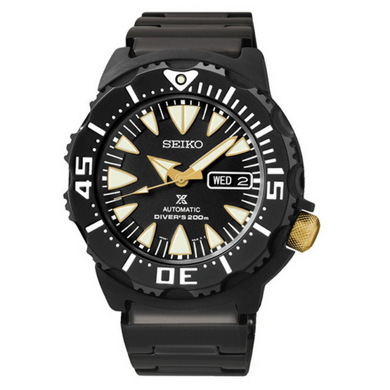 SEIKO นาฬิกาข้อมือ Prospex Monster Diver Watch รุ่น SRP583K1