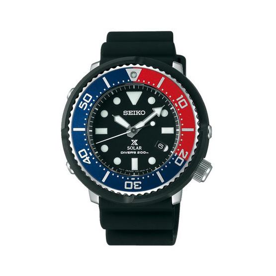 SEIKO นาฬิกาข้อมือ Prospex Solar Diver รุ่น SBDN025