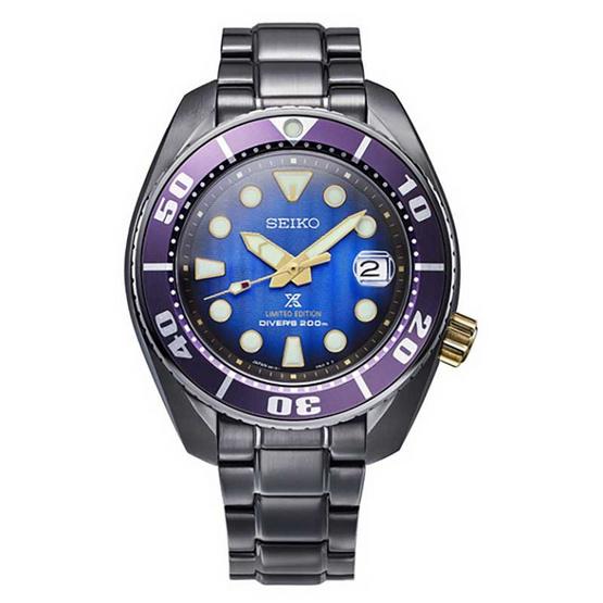 ซื้อ SEIKO นาฬิกาข้อมือ รุ่น Prospex Zimbe SPB055J