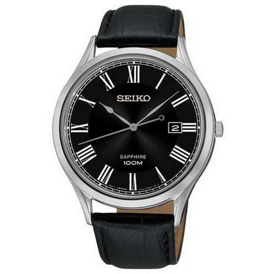 SEIKO นาฬิกาข้อมือ Sapphire Men Watch SGEG99P1