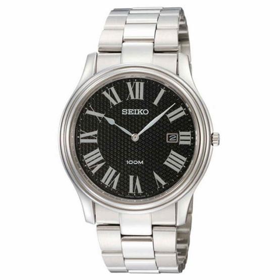 SEIKO นาฬิกาข้อมือ Sapphire Men Watch SKP347P1