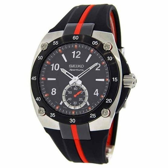 SEIKO นาฬิกาข้อมือ Sportura Small Second Hand SRK025P1