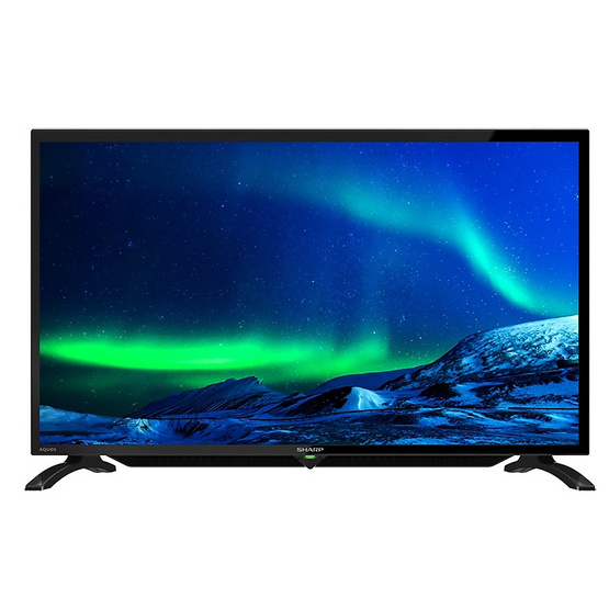 SHARP LED TV LC-32LE280X สีดำ 32 นิ้ว image