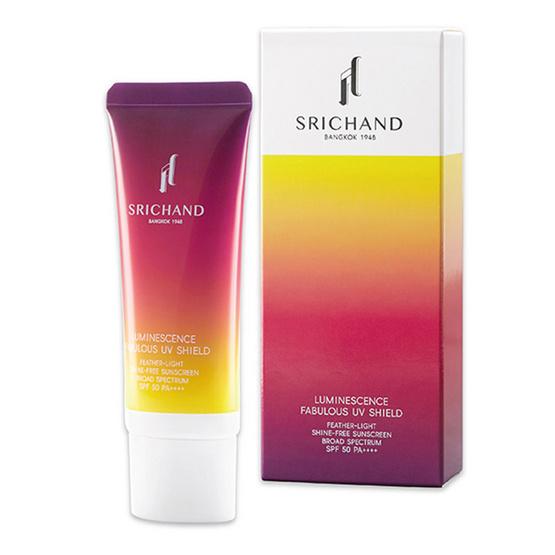 SRICHAND Luminescence Fabulous UV Shield 40 ml.