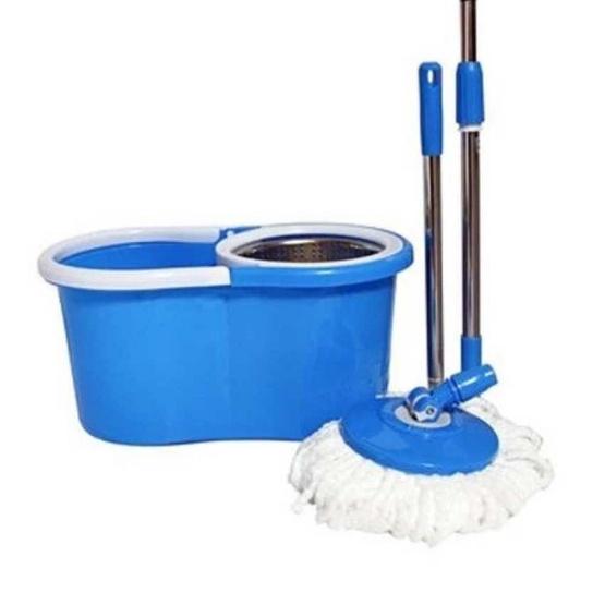 ซื้อ SSC SPIN MOP ชุดไม้ถูพื้น - สีฟ้า