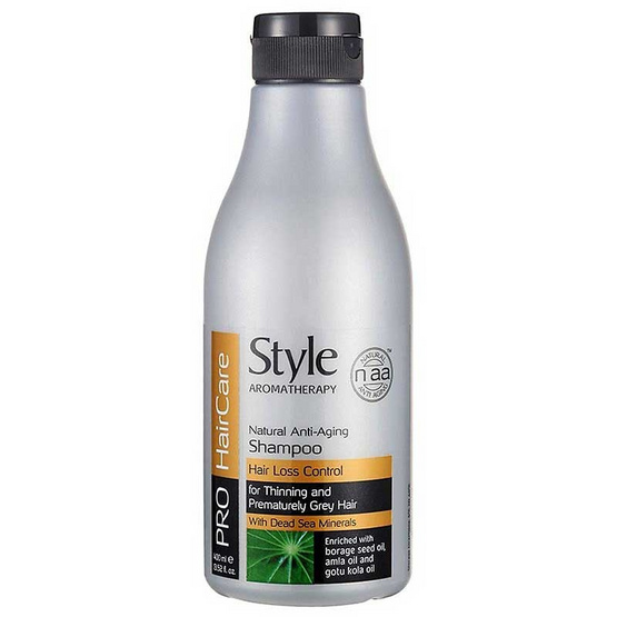 STYLE Aromatherapy Hair Loss Control Shampoo 400 ml