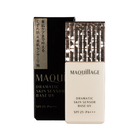 Shiseido Maquillage Dramatic Skin Sensor Base UV SPF 25 PA++ 25 ml.