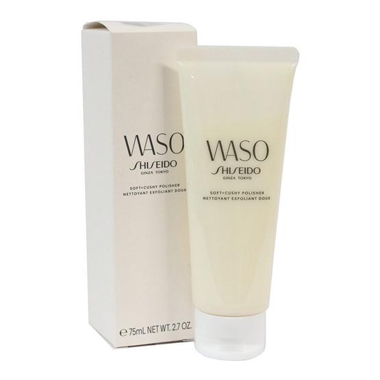 ซื้อ Shiseido Waso Soft+Cushy Polisher 75 ml.