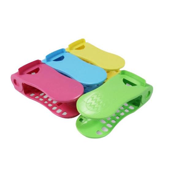 Shoe Pal ชั้นวางรองเท้าเซต 4 ชิ้น