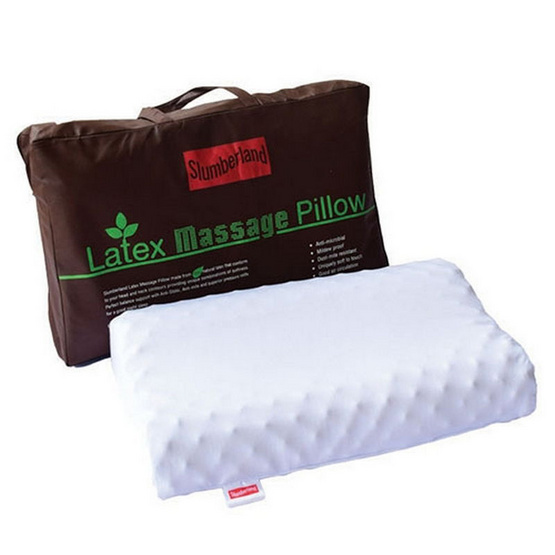 Slumberland Latex Massage Pillow (106PLM)