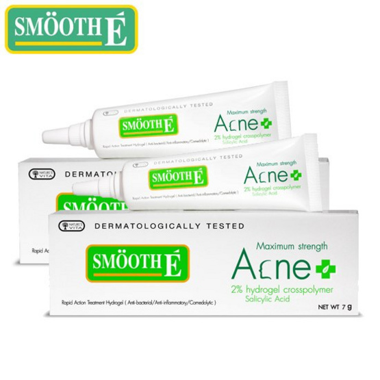 Smooth E ACNE Hydrogel 7g Doube pack