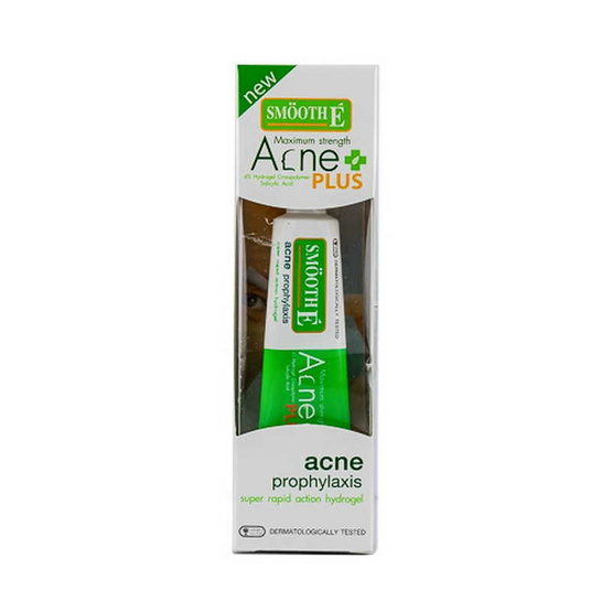 Smooth E Acne Hydrogel Plus 10g