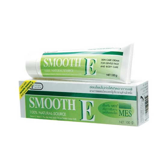 Smooth E Cream 100g
