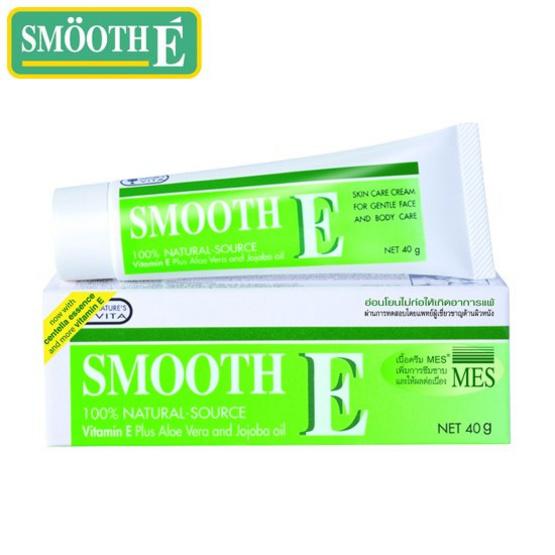 Smooth E Cream 40g