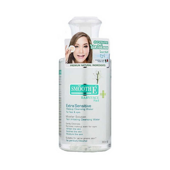 Smooth E Makeup Cleansing Water 300ml