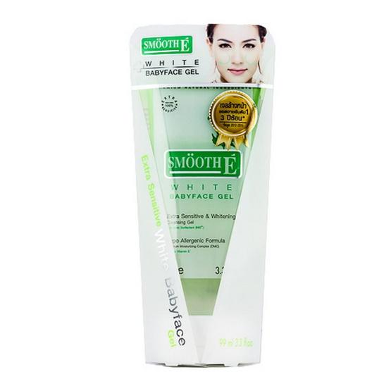 Smooth E White Baby Face Gel 3.3oz