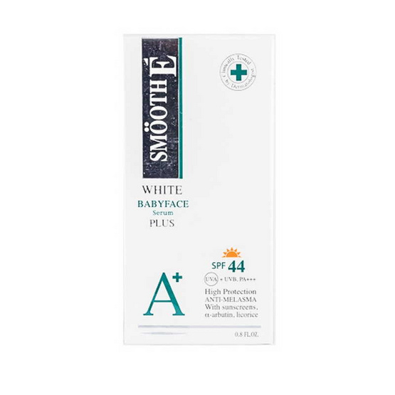 Smooth E White Serum Plus SPF44 0.8oz