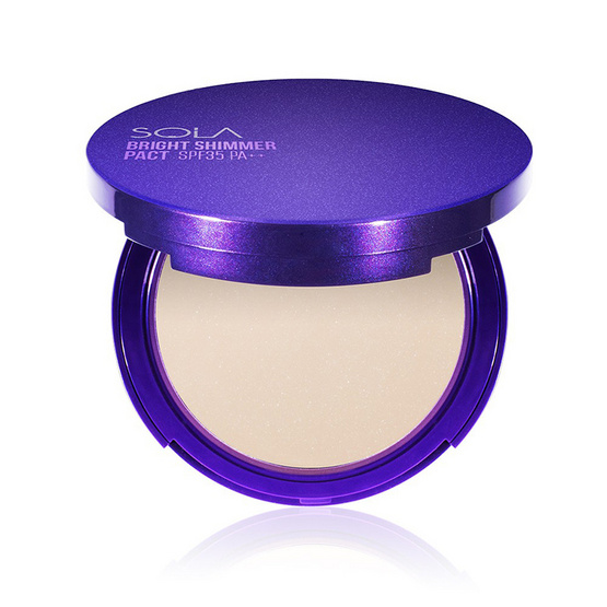 Sola Bright Shimmer Pact #1 12g