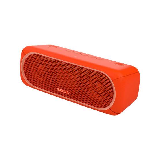 Sony Wireless Speaker Extra Bass รุ่น SRS-XB30 (ลำโพงบรูทูธ กันน้ำ IPX5) - BLACK