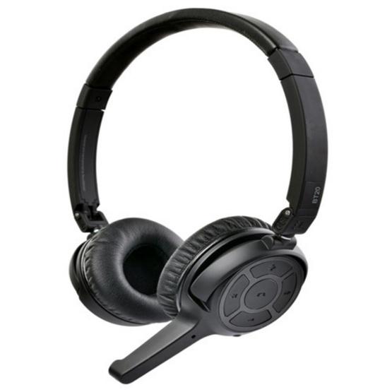 Soundmagic หูฟัง รุ่น เฮดโฟน (BT20) Black