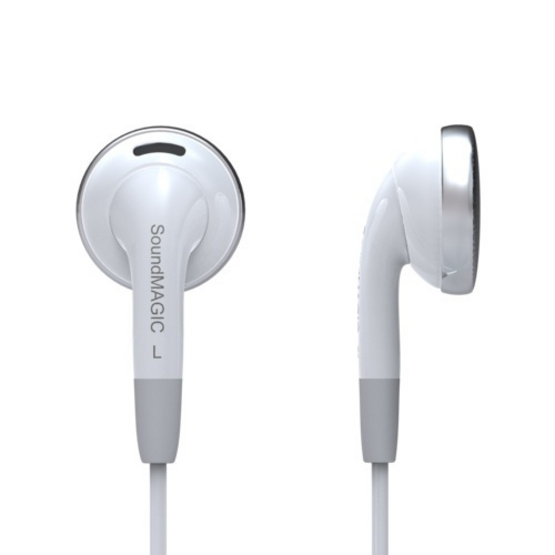 Soundmagic หูฟัง รุ่น EP30 เบสหนักแน่น เสียงร้องหวานหยาดเยื้ม White