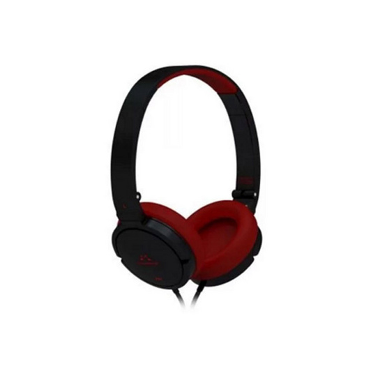 Soundmagic หูฟัง รุ่น Headphone Portable (P21) Black/Red