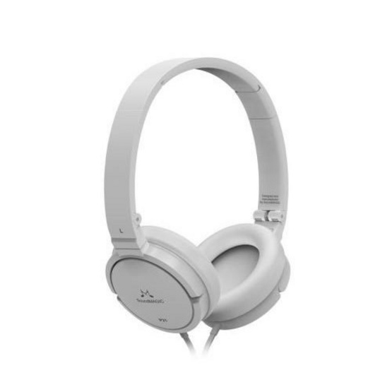 Soundmagic หูฟัง รุ่น Headphone Portable (P21) White