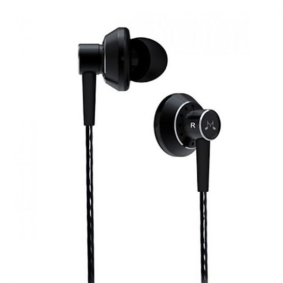 Soundmagic หูฟัง รุ่น In-Ear Budwiser Award (ES20) Black