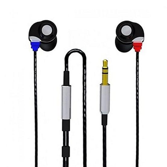 Soundmagic หูฟัง รุ่น In-Ear (E30) Black
