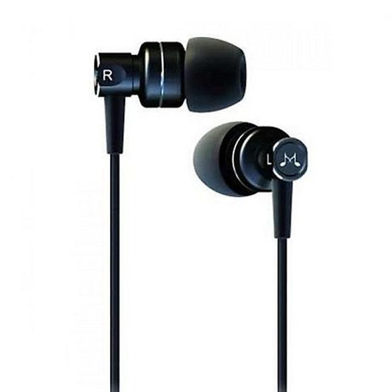Soundmagic หูฟัง รุ่น In-Ear (PL21) Black